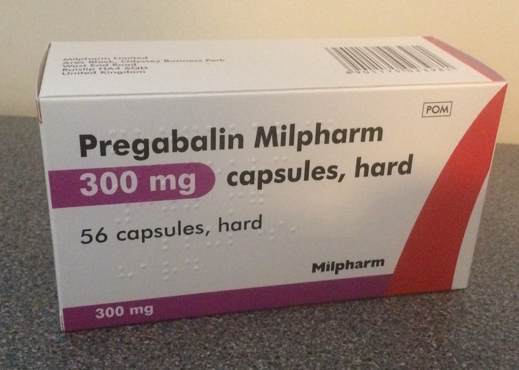 Buy Pregabalin 300 MG Capsule online in USA